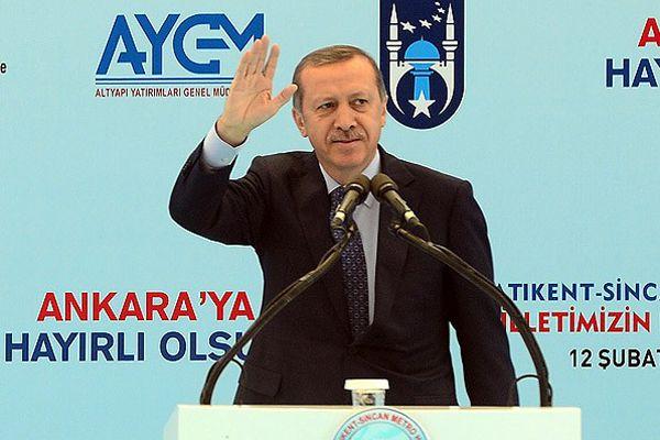 Erdoğan, 'Hızımızı kesemeyecekler'