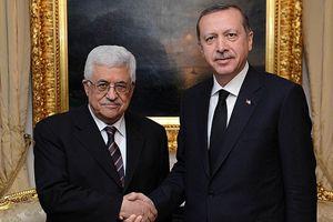 Abbas'tan Başbakan Erdoğan'a 'teşekkür' telefonu