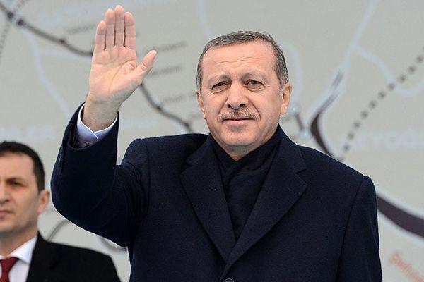 Erdoğan, 'Attığınız manşetler doğru değil'