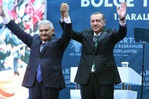 Erdoğan, 'İzmir adayımız Binali Yıldırım'