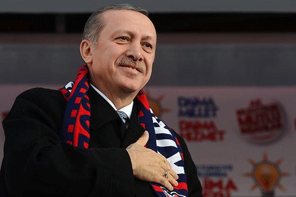 Başbakan Erdoğan, Çanakkale'de halka hitap etti