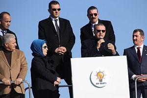 Erdoğan, 'Büyükelçiler işlerini yapsın'