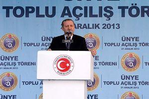 Erdoğan, 'Çeteleri tek tek ortaya çıkaracağız'