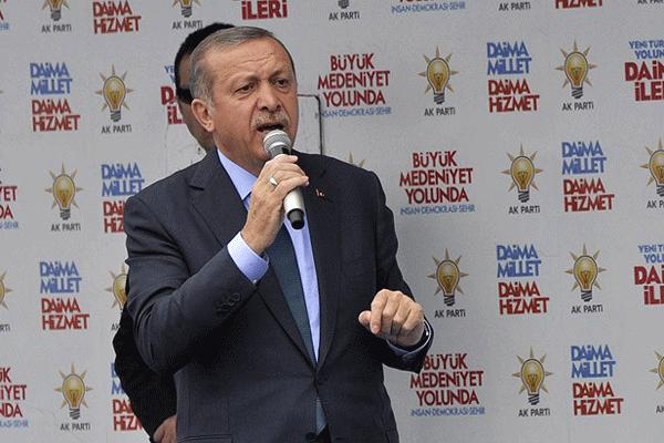 Erdoğan, Düzce'deki mitingde önemli açıklamalarda bulundu