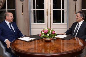 Cumhurbaşkanı Gül liderlerle görüştü
