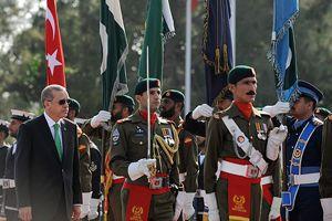 'Pakistan ile ilişkilerimiz güçlü şekilde devam ediyor'
