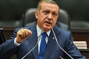Erdoğan AK Parti Kampı'nda konuştu