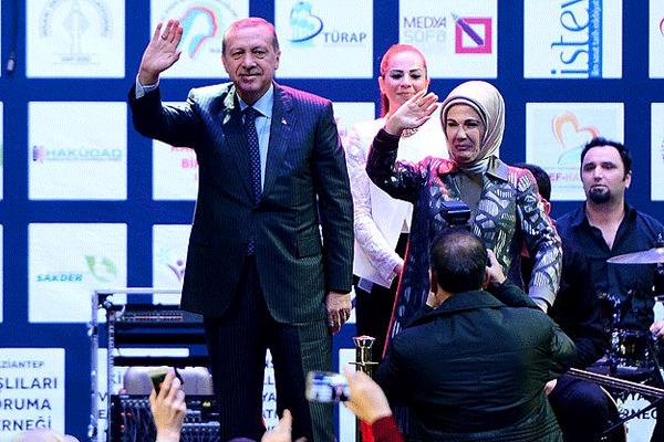 Erdoğan, Dünya Kadınlar Günü etkinliğinde konuştu - izle
