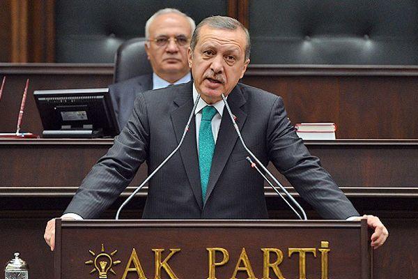 Başbakan Erdoğan'dan muhalefete sert eleştiri