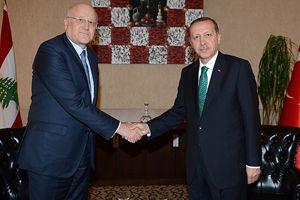 Konya'da diplomasi trafiği