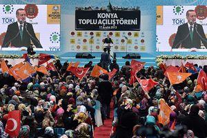 Erdoğan, 'Allah'ın izniyle geri adım atmayacağız'