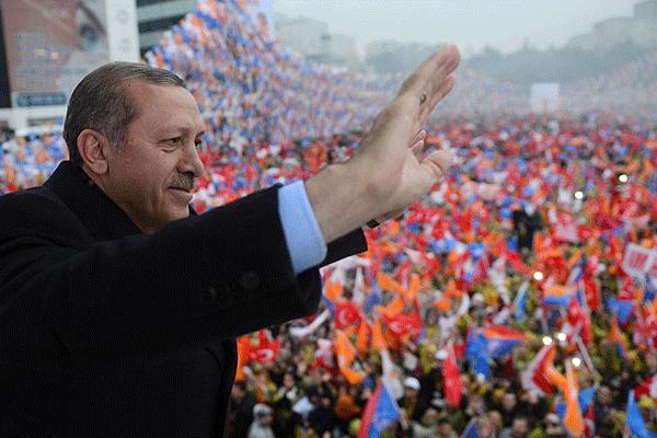 Başbakan Erdoğan Tekirdağ'da halka hitap etti
