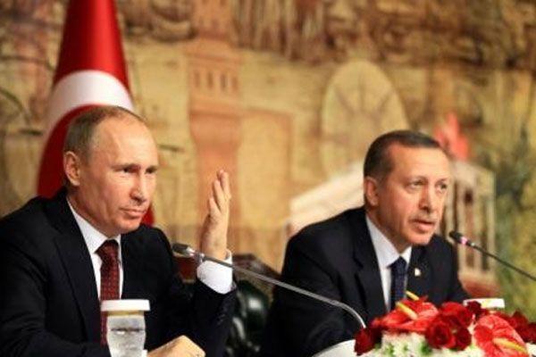 Başbakan Erdoğan telefonda Putin ile görüştü