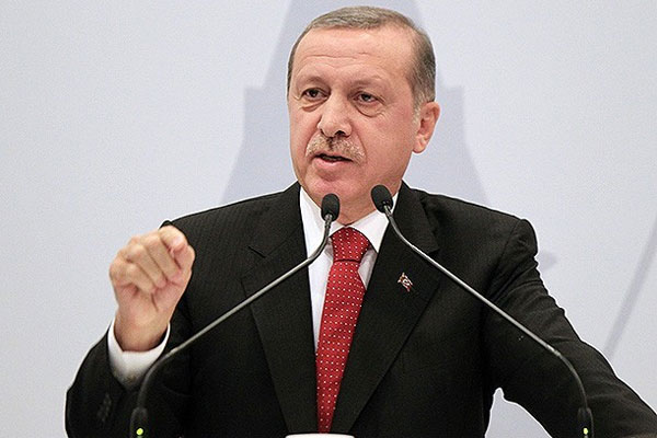 Cumhurbaşkanı Erdoğan, 'Dil medeniyettir'