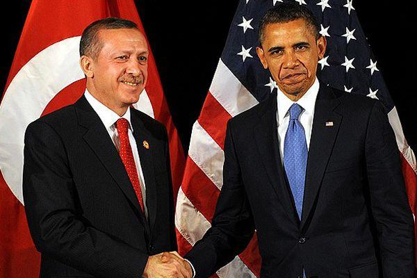 Başbakan Erdoğan ile Obama telefonda görüştü