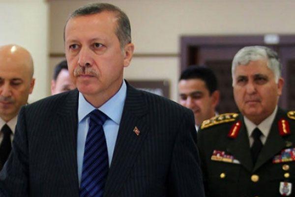 Devletin zirvesi Köşk'te toplandı, dev Musul görüşmesi