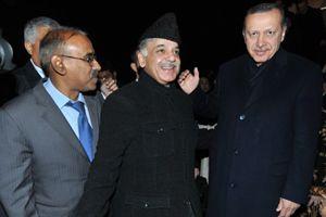 Başbakan Erdoğan Pakistan'da