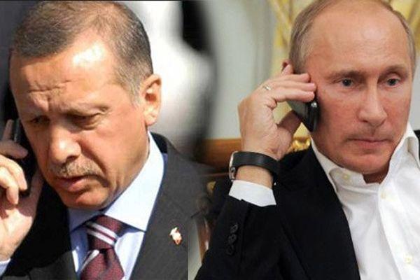 Erdoğan ve Putin, Kırım Tatarlarının sorunlarını görüştü
