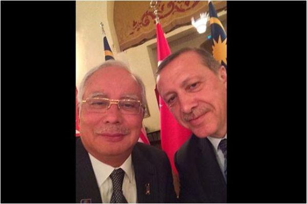 'Erdoğan selfie'si Twitter'da rekor kırdı