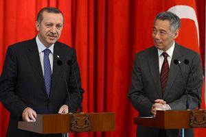 'Türkiye ve Singapur birbirlerini tamamlayan iki ülke'