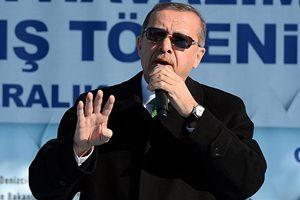 Erdoğan, 'Suriye'de çocuklar donarak ölüyor'