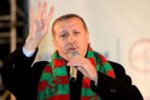 Erdoğan, 'herkese eşit mesafedeyiz'