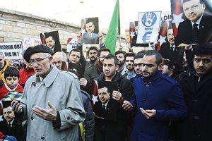 Bosna Hersek'te Erdoğan ve Türkiye için dua