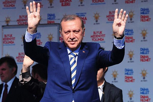 Başbakan Erdoğan Van'da halka hitap etti