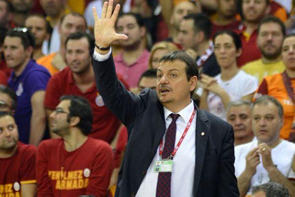 Ergin Ataman, 'Fenerbahçe'nin şampiyonluğu hayırlı olsun'