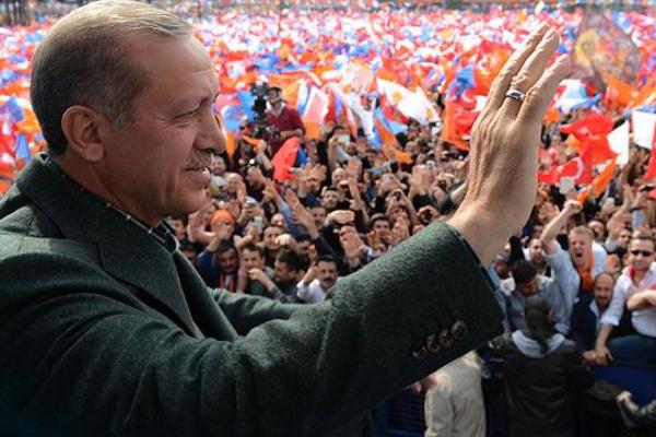 Başbakan Erdoğan okudu, 2 milyon amin dedi