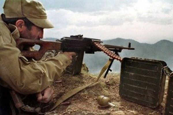 Ermeniler Azeri askeri şehit etti