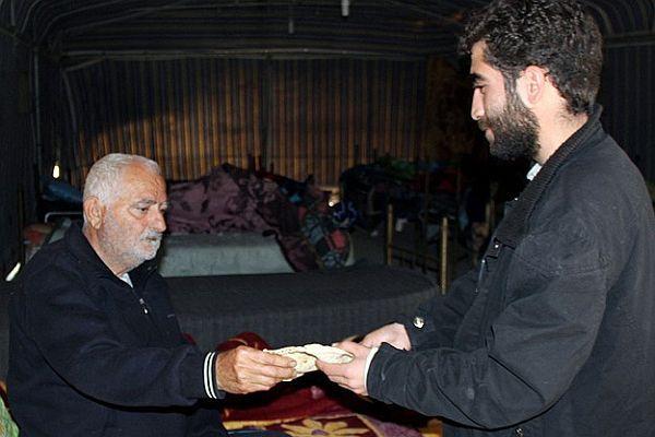 Yaralı Ermeniye muhalifler sahip çıktı