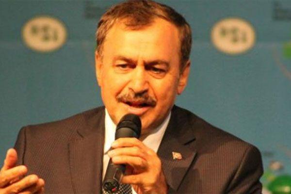 Bakan Veysel Eroğlu'nun acı kaybı