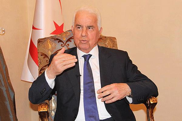 'Türk halkı için gayret ediyoruz'