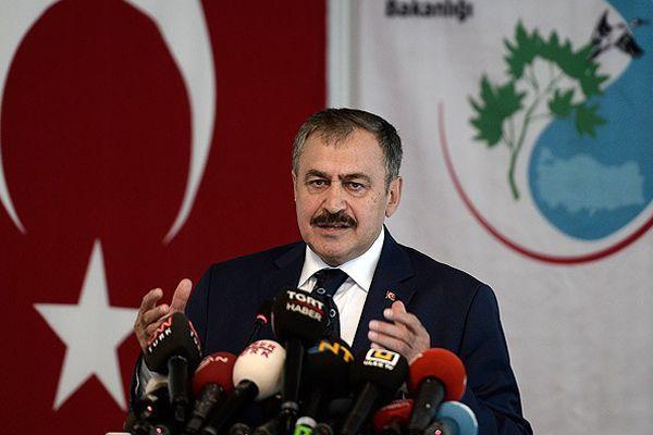 Eroğlu, 'Belediyeler içme suyu şebekelerini değiştirmeli'