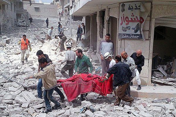 Suriye'de 67 kişi hayatını kaybetti