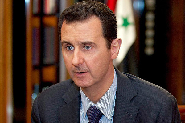 Meşruiyeti tartışmalı seçimi Esad kazandı