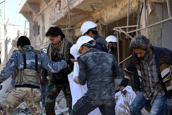 Esad güçlerinin saldırılarında 73 kişi öldü