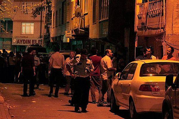 İstanbul Esenler'de korkutan cinayet