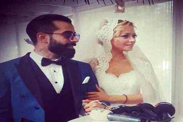 Sevilen şarkıcı Gökhan Türkmen evlendi