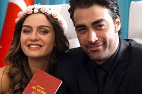 Birce Akalay ve Sarp Levendoğlu evleniyor