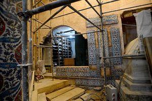 Eyüp Sultan Türbesi Nisan ayında ziyarete açılacak