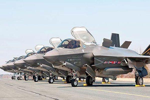'Made in Turkey' damgalı F-35'lere sipariş yağıyor