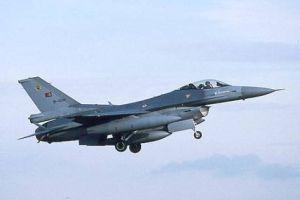 F-16'lar Suriye uçakları için havalandı