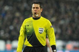UEFA, Fırat Aydınus'un klasmanını düşürdü
