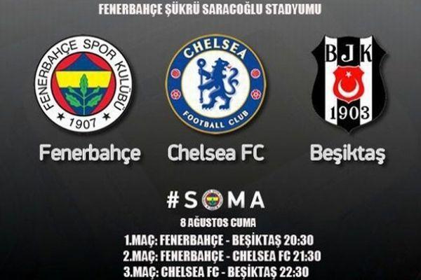 İşte Soma turnuvasının bilet fiyatları