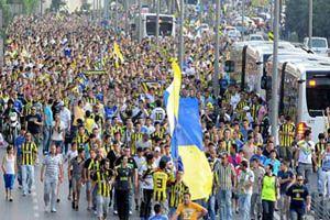 Fenerbahçeli taraftarlar büyük yürüyüşe hazırlanıyor