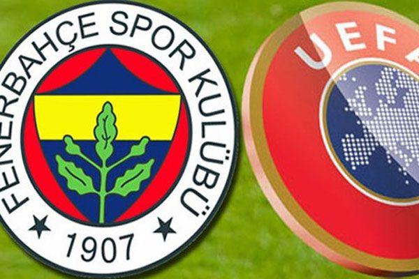 UEFA Fenerbahçe için harekete geçti