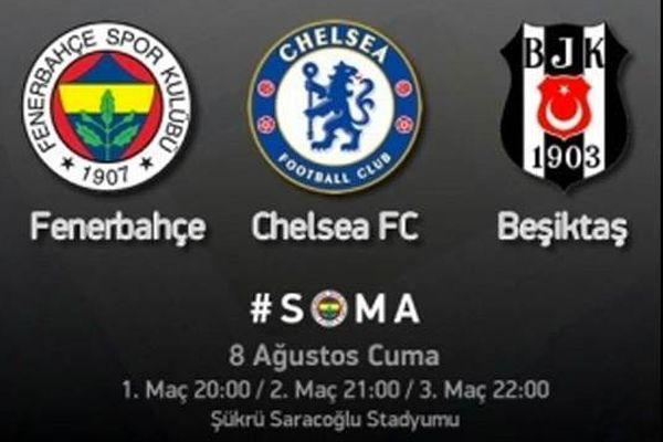 Chelsea'den Soma için alkışlanacak hareket