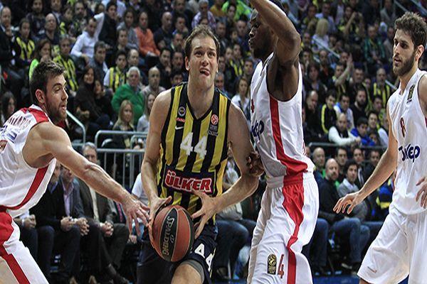 Fenerbahçe Ülker 78, Olympiakos 74